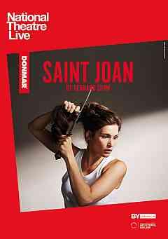 Filmplakat National Theatre, London: Saint Joan