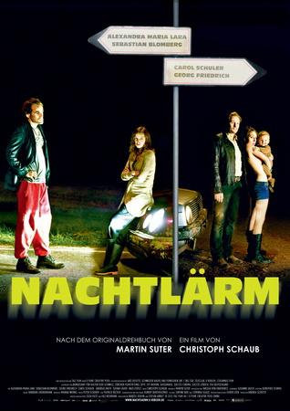 Filmplakat Nachtlärm