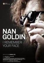 Filmplakat Nan Goldin: I REMEMBER YOUR FACE