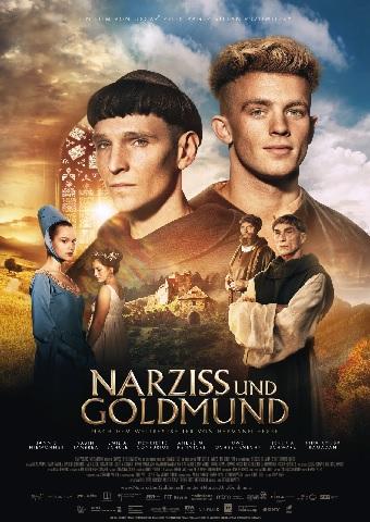 Filmplakat NARZISS UND GOLDMUND