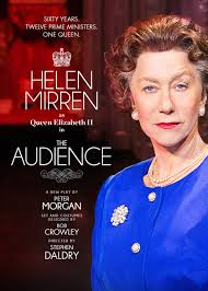 Filmplakat National Theatre: Helen Mirren: THE AUDIENCE - engl. OF