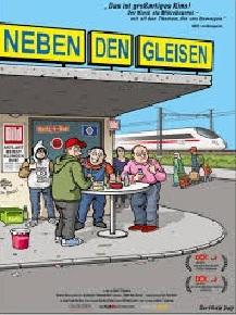 Filmplakat Neben den Gleisen ... Bahnhofskiosk in Boitzenburg/Elbe
