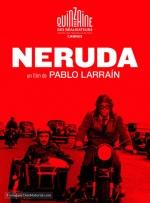 Filmplakat NERUDA - span. OmU