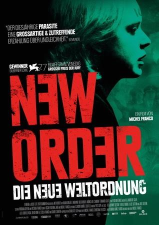 Filmplakat NEW ORDER - Die neue Weltordnung