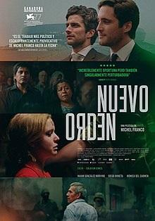 Filmplakat NEW ORDER - NUEVO ORDEN - span. OmU
