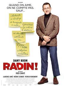 Filmplakat Nichts zu verschenken - RADIN! - franz. OmU