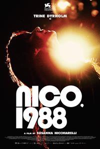 Filmplakat NICO 1988