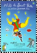 Filmplakat Niki De Saint Phalle