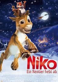 Filmplakat NIKO - Ein Rentier hebt ab!