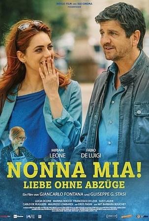Filmplakat NONNA MIA - Metti la nonna in freezer - ital. OmU