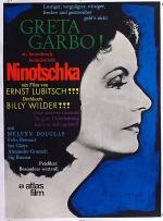 Filmplakat NINOTSCHKA