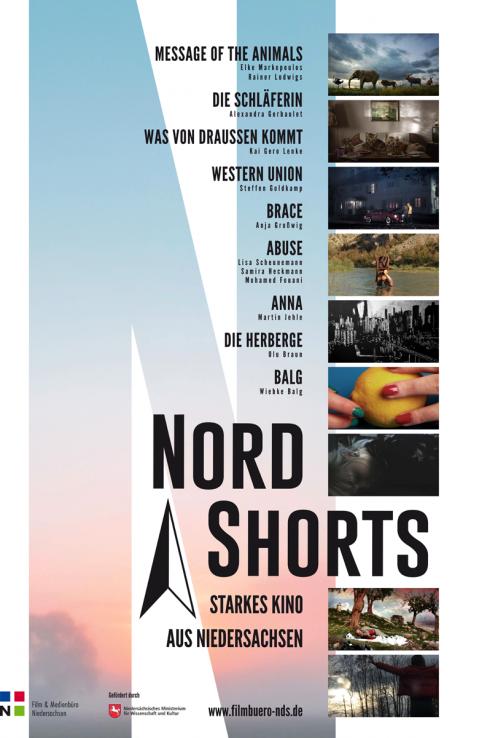 Filmplakat Nord Shorts - Kurzfilmprogramm 2019