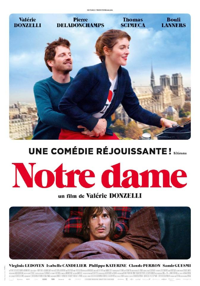 Filmplakat NOTRE DAME - franz. OmU