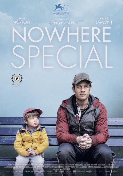 Filmplakat NOWHERE SPECIAL