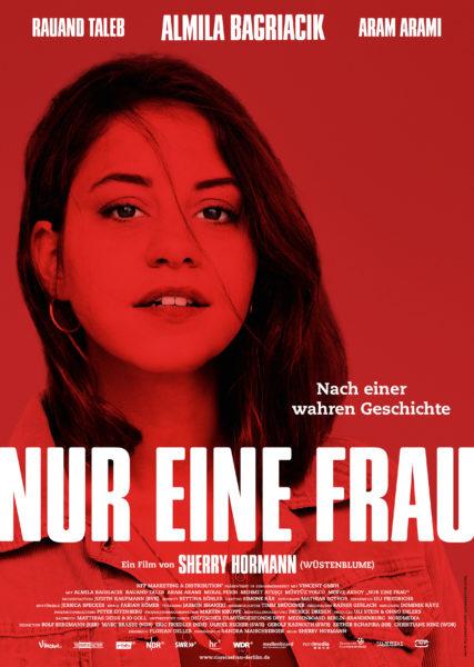 Filmplakat NUR EINE FRAU