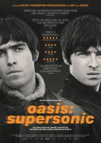 Filmplakat OASIS: SUPERSONIC OmU