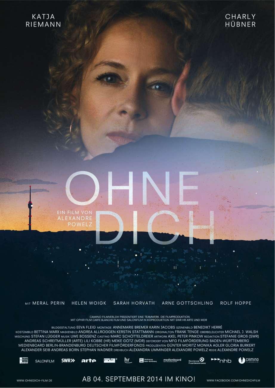 Filmplakat OHNE DICH