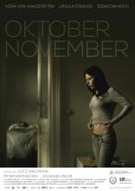 Filmplakat OKTOBER NOVEMBER