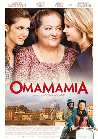 Filmplakat OMAMAMIA