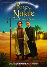 Filmplakat Once Upon a Time in Bethlehem - Das erste Weihnachten - Il primo Natale - ital. OmU