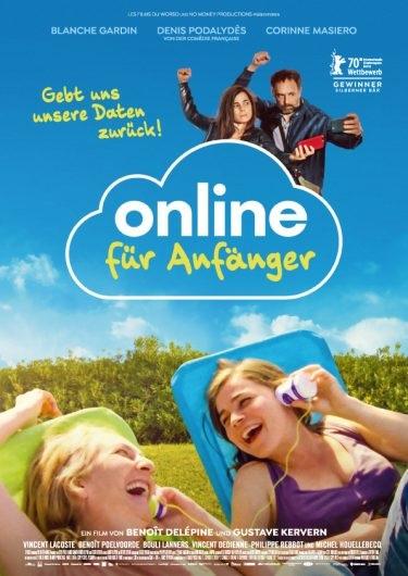 Filmplakat ONLINE FÜR ANFÄNGER