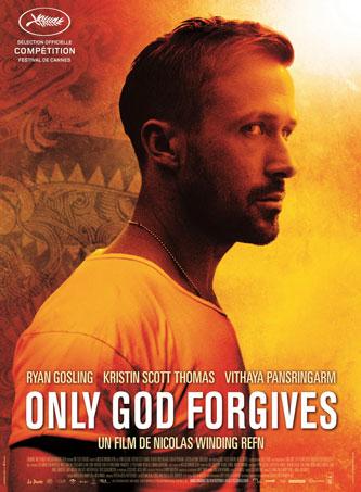 Filmplakat ONLY GOD FORGIVES