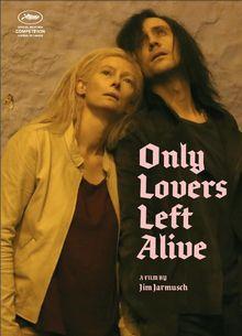Filmplakat ONLY LOVERS LEFT ALIVE - engl. OmU