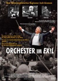 Filmplakat Orchester im Exil