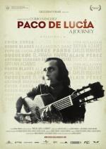 Filmplakat CINESPAÑOL: Paco de Lucía - Auf Tour! - span. OmU