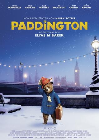 Filmplakat PADDINGTON