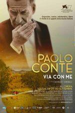 Filmplakat Paolo Conte: VIA CON ME