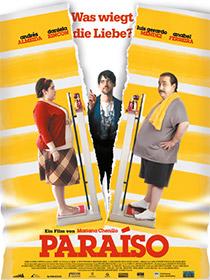Filmplakat PARAISO - span. OmU