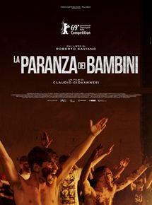 Filmplakat PARANZA - Der Clan der Kinder - La Paranza Dei Bambini - ital. OmU