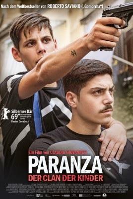Filmplakat PARANZA - Der Clan der Kinder