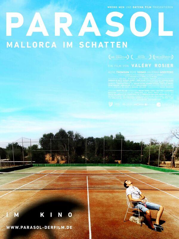 Filmplakat PARASOL- Mallorca im Schatten