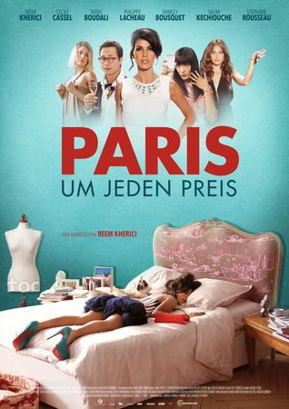 Filmplakat Paris um jeden Preis