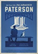Filmplakat PATERSON