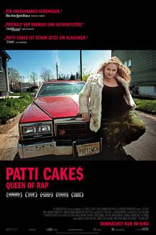 Filmplakat PATTI CAKE$ - Queen of Rap