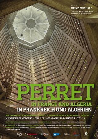 Filmplakat Perret in Frankreich und Algerien