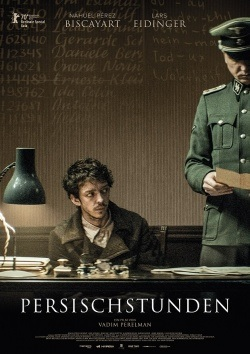 Filmplakat PERSISCHSTUNDEN