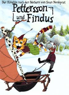 Filmplakat Pettersson und Findus