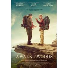 Filmplakat Picknick mit Bären - A WALK IN THE CLOUDS - engl. OmU