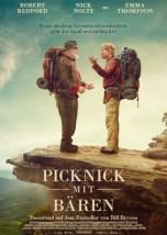 Filmplakat Picknick mit Bären