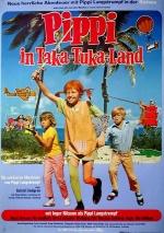 Filmplakat Pippi im Taka-Tuka-Land