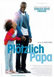 Filmplakat Plötzlich Papa