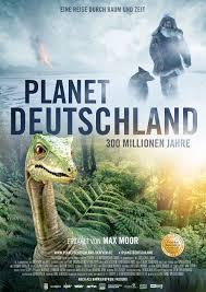 Filmplakat PLANET DEUTSCHLAND - 300 Millionen Jahre