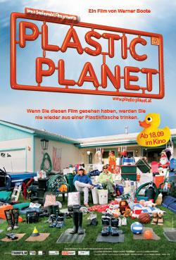 Filmplakat Plastic Planet