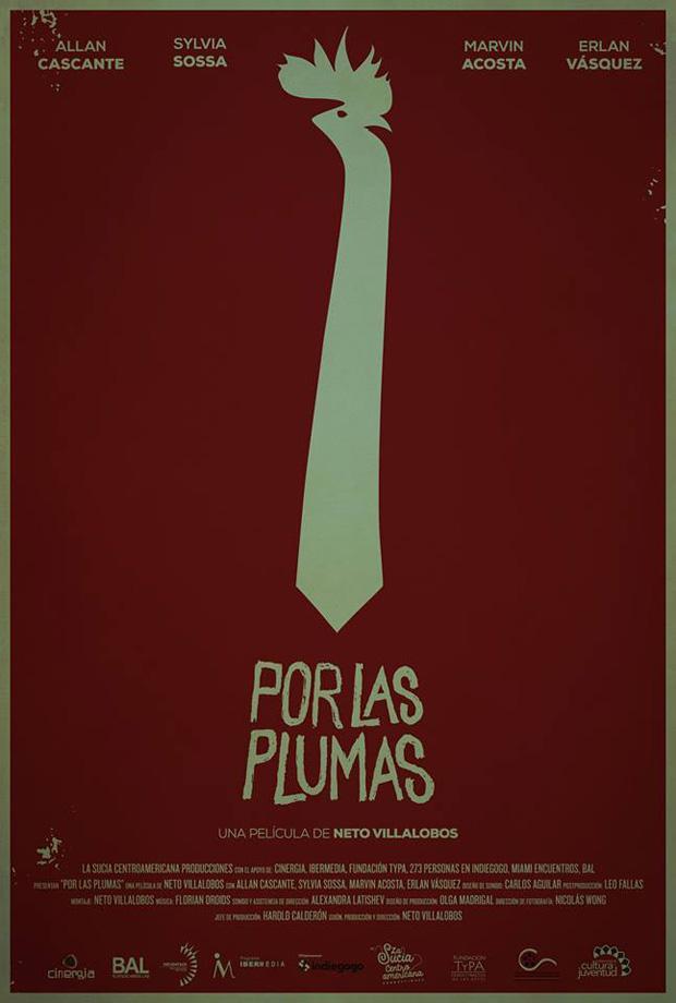 Filmplakat CINESPAÑOL: Por las Plumas - Ein Hahn für ein Hallelujah - span. OmU