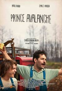 Filmplakat PRINCE AVALANCHE