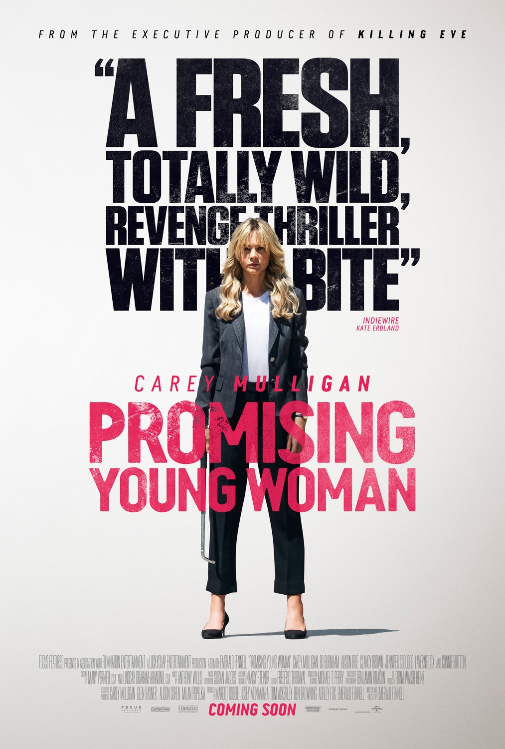 Filmplakat PROMISING YOUNG WOMAN - engl. OmU